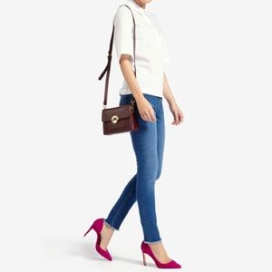 Ted Baker | Shenzii Raw Hem Skinny Jeans